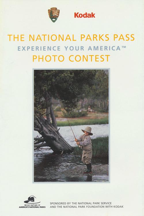NPS Park Brochures (Miscellaneous Brochures : Assorted 1960s