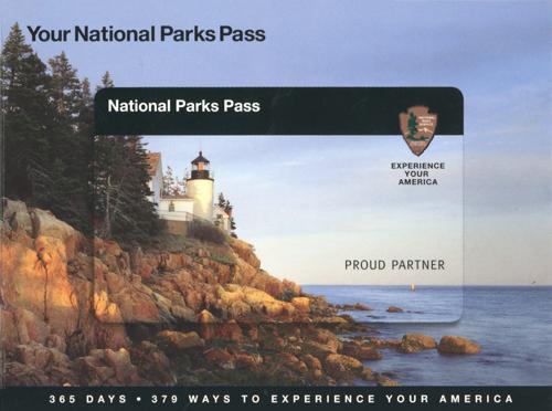 NPS Park Brochures (Miscellaneous Brochures : Assorted 1960s - 2010s)