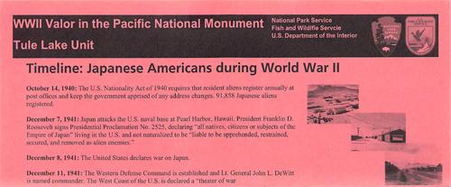NPS Park Brochures (Miscellaneous Brochures : T-Z 1970s - 2010s)