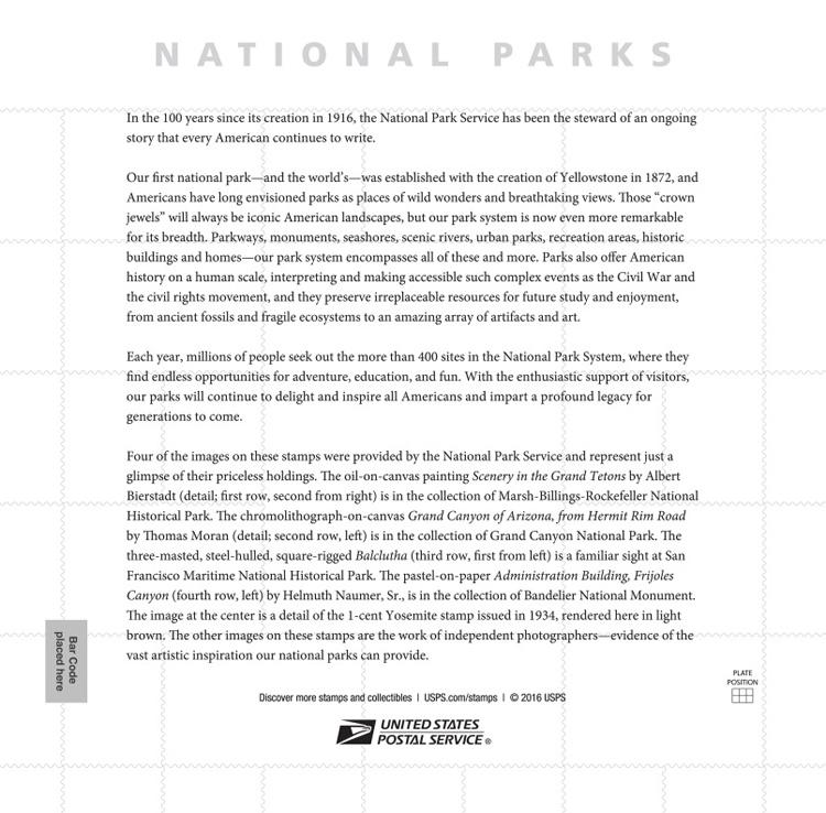 NPS Centennial: Historical Photos