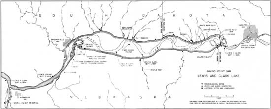 Gavins Point DamLewis  Clark Lake Geology Paleontology