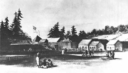 Fort Vancouver NHS: Historic Structures Report (Chapter 1)