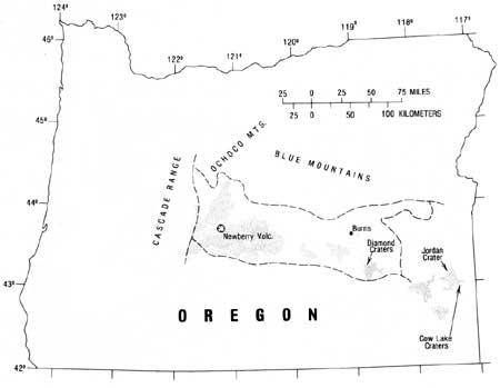 USGS: Geological Survey Circular 838 (High Lava Plains, Brothers