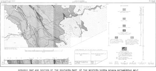 California Division of Mines and Geology: Bulletin 182 - Geologic