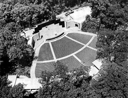Image result for carter barron amphitheater