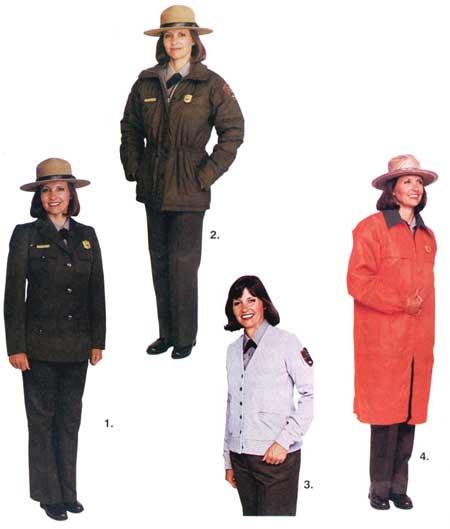 Forest Service Uniform Catalog 48