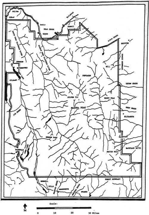 Trails of the Past: Historical Overview of the Flathead