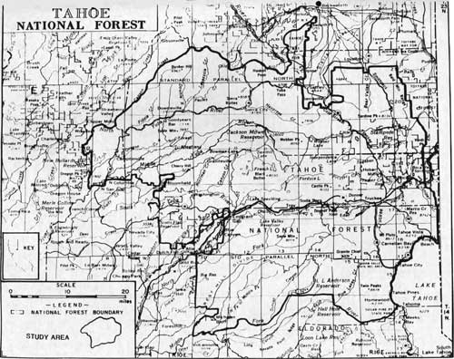 History of Tahoe National Forest: 1840-1940 (Chapter 2)